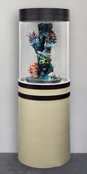 Цилиндрический аквариум 150л